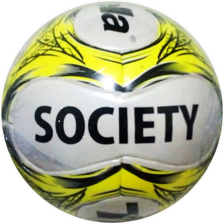 bola futebol society 100% pu trivella original brasil gold. Carregando zoom. 043bfb427f8b4
