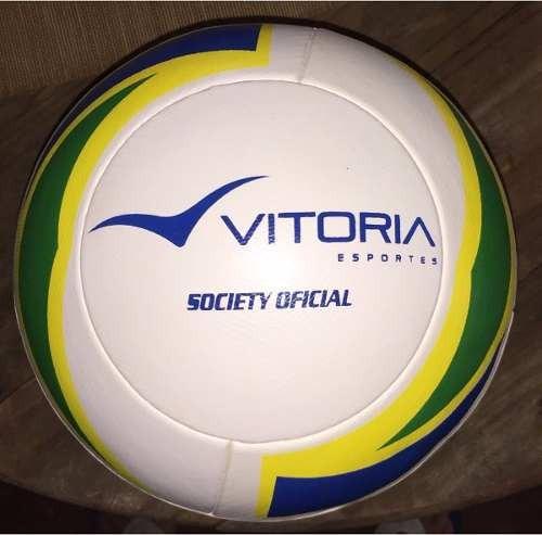 ce660333f0 Bola Futebol Sete   Society Liga Profissional Adulto Oficial - R ...