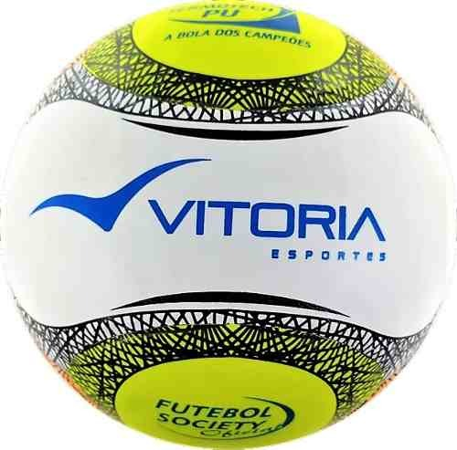 Bola Futebol Sete   Society Oficial Termotec Pu - R  59 a94a6a0ba1652