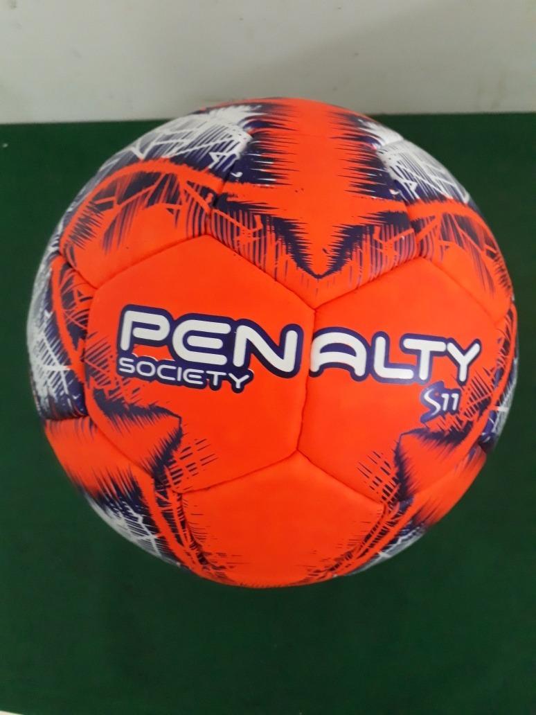 19ddc7d30f bola futebol society penalty s11 r4 - original - pu. Carregando zoom.