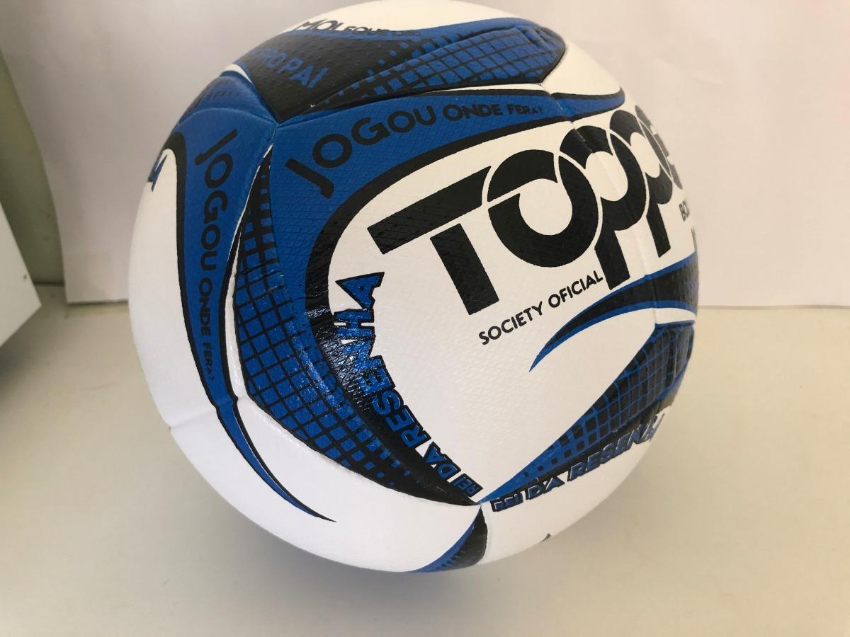 48733469b8 bola futebol society topper boleiro iii. Carregando zoom.