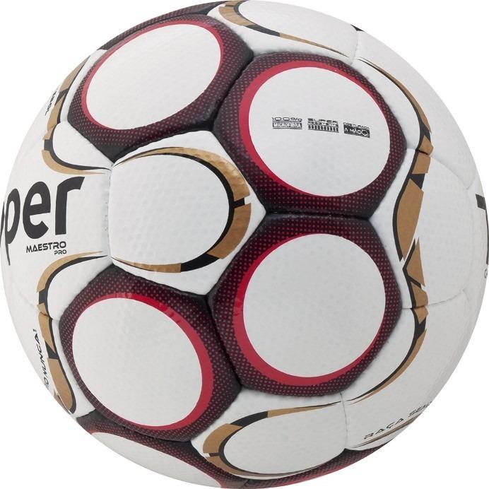 Bola De Futebol Topper Maestro Pro Campo - R  199 06881479a2d59