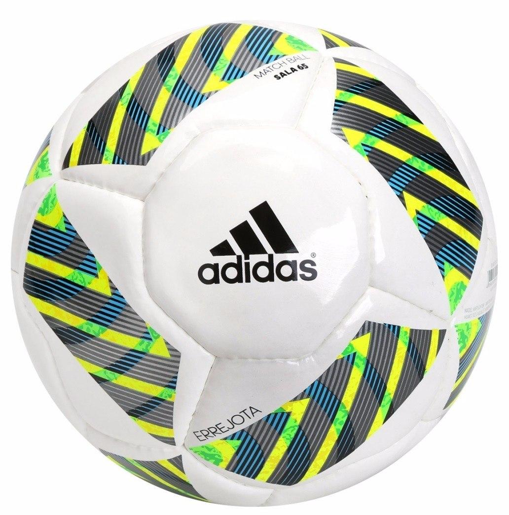 e398c58d8e Bola Futsal adidas Errejota Match Ball Sala 65 Pro 1magnus - R  120 ...