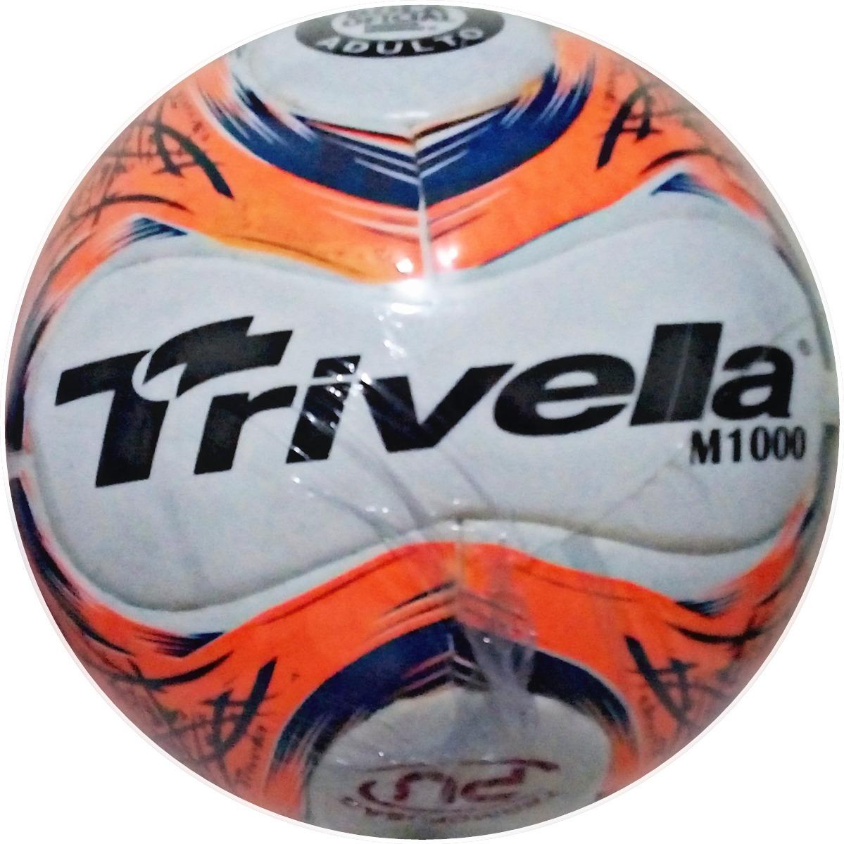 4321daf758643 Bola Futsal Futebol Trivella Original Promoção - Brasil Gold - R  60 ...