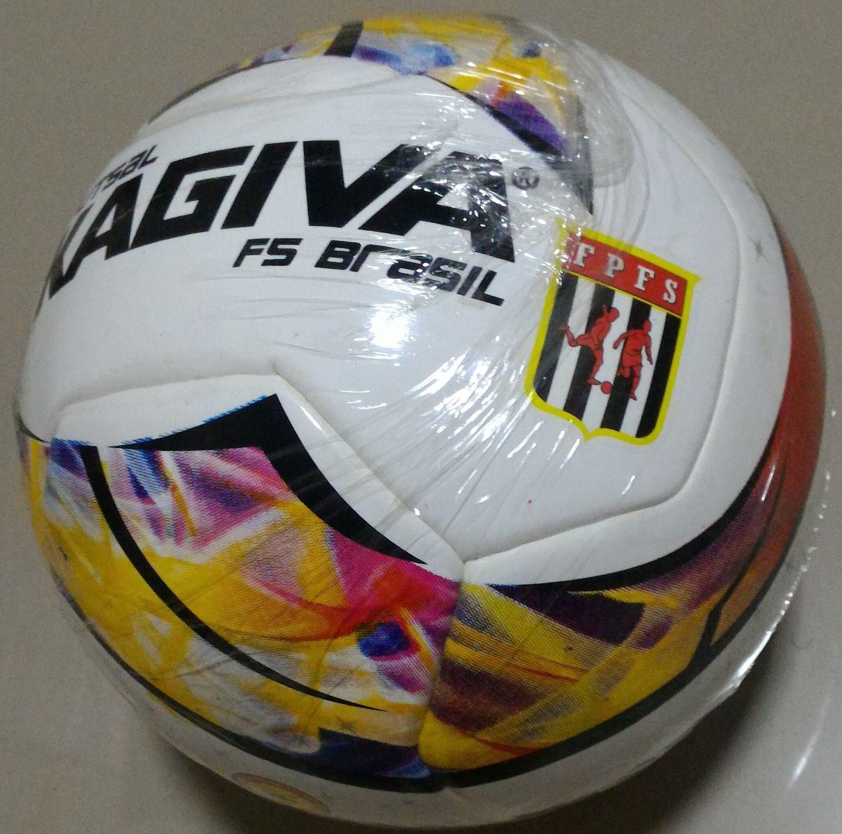 Bola Futsal Kagiva F5 Pro Brasil C  Logo Liga Paulista - R  119 67a5234fb163a