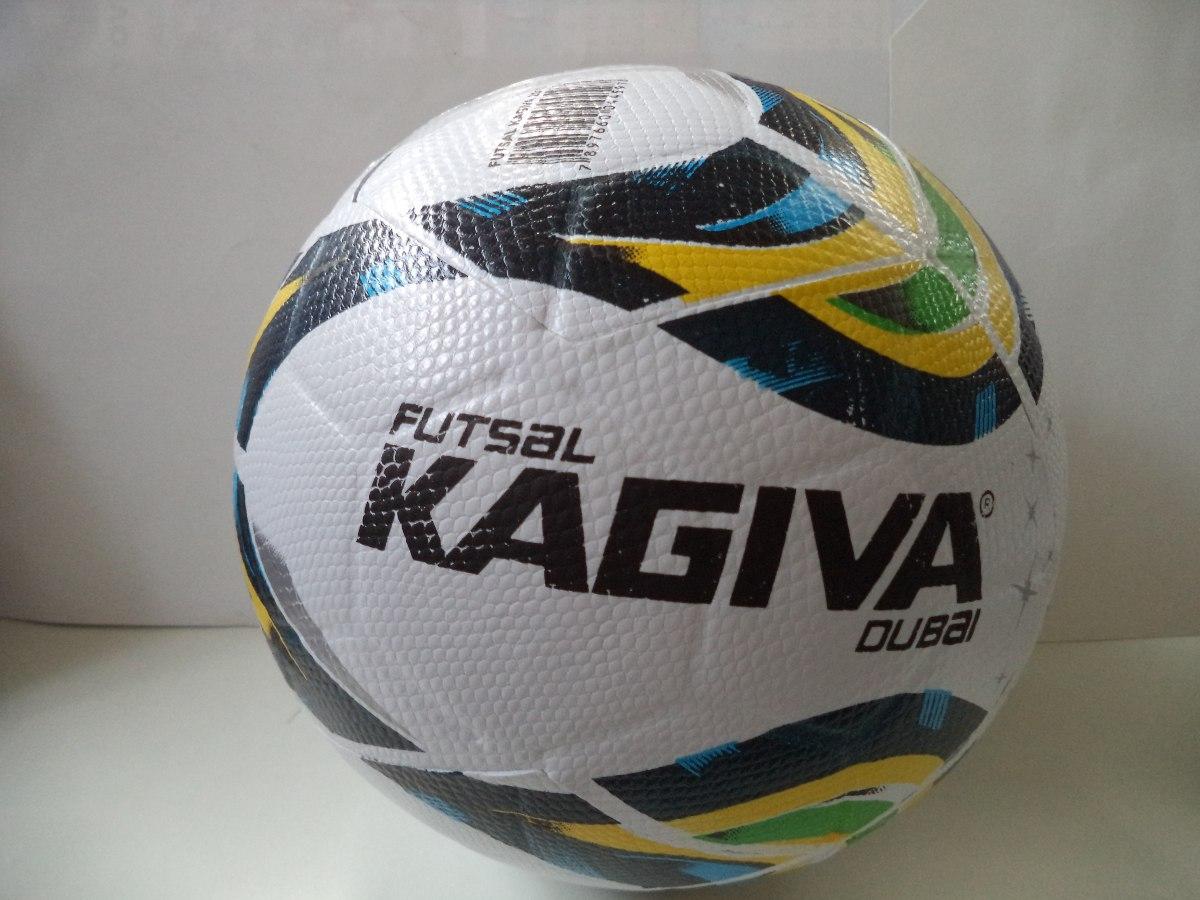 Bola De Futsal Oficial Kagiva Dubai. - R  84 57e2fd3a2ecf5