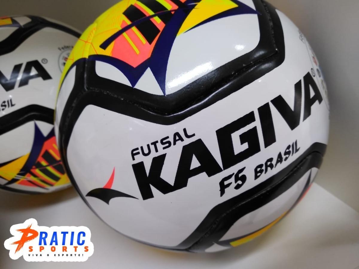 c80c4f700a bola futsal kagiva f5 brasil pro federações 2018. Carregando zoom.
