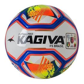 Bola Futsal Kagiva F5 Brasil Pro Liga E Federação 2019