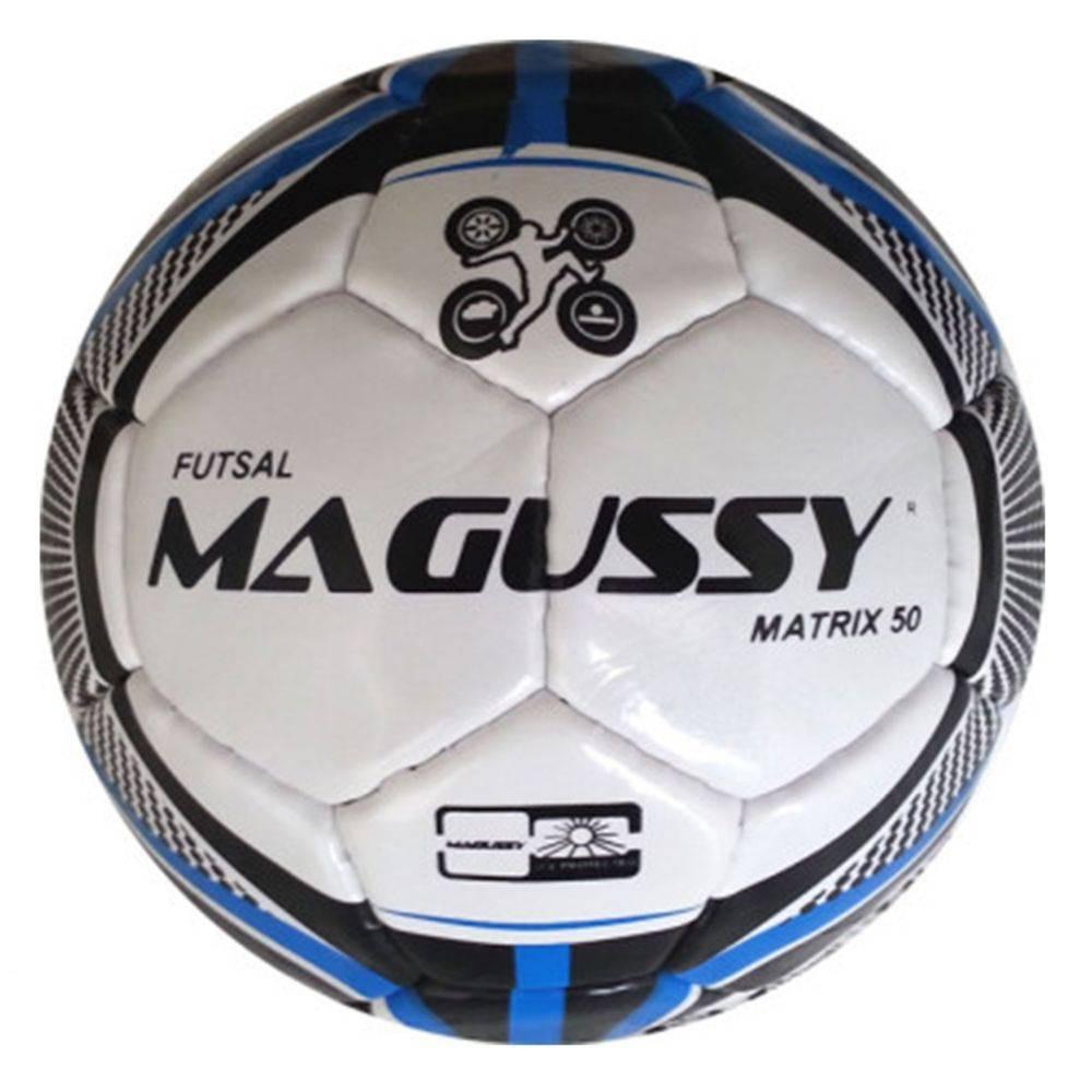 bola futsal magussy matrix 50 infantil costurada a mão sub 9. Carregando  zoom. 7b95316eecd10