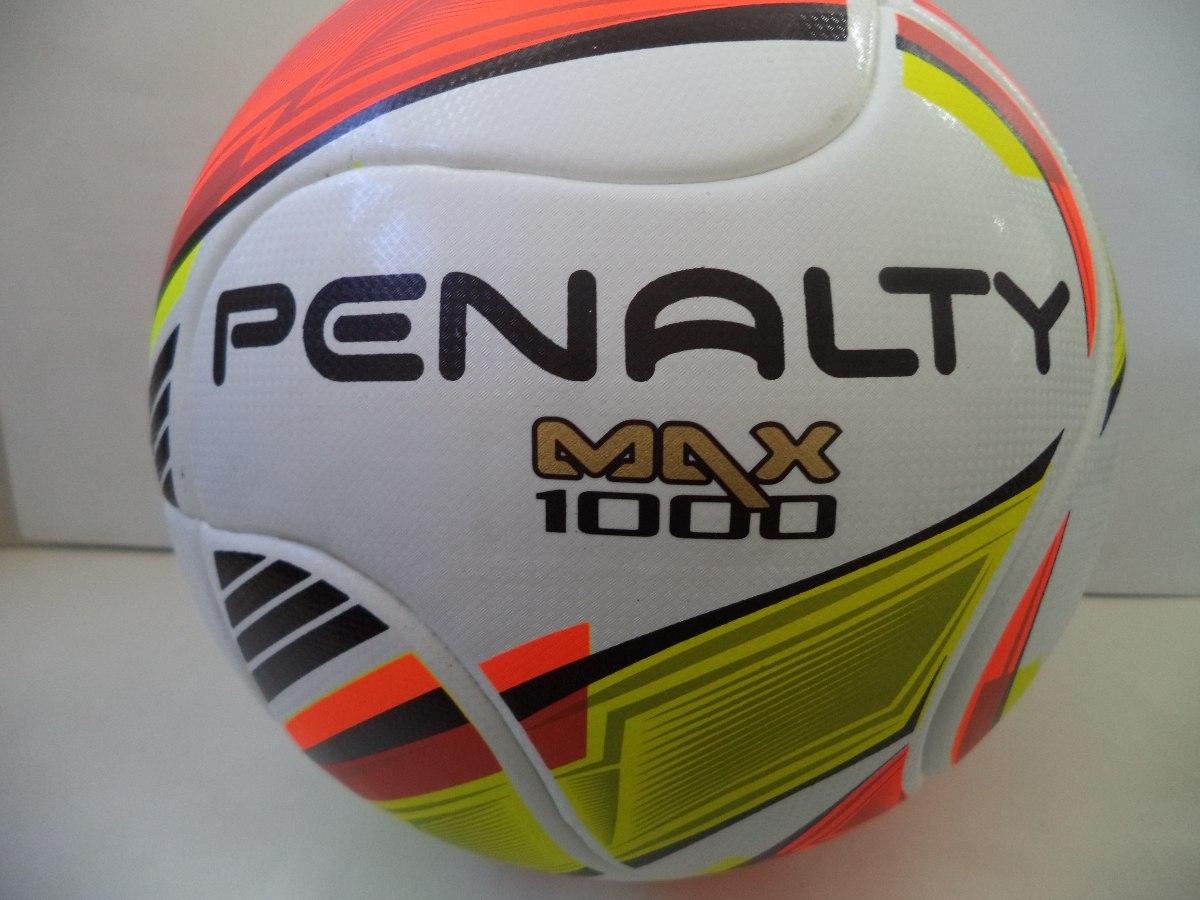 bola futsal max 1000 iv penalty (profissional). Carregando zoom. fae88be269041