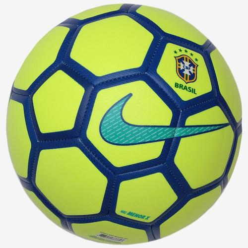 Bola Futsal Nike Cbf Brasil Menor Original Tênis Preto - R  139 3285583dd0cbc