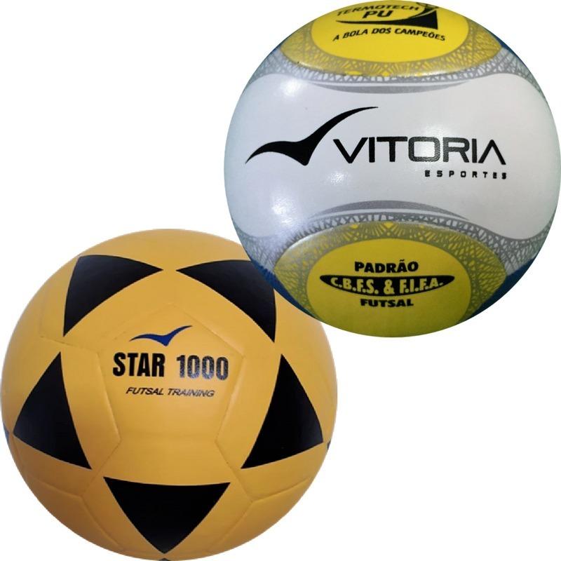 bola futsal oficial termotec pu 6 gomos max 500 + star 1000. Carregando zoom . 23eabb4e287ed