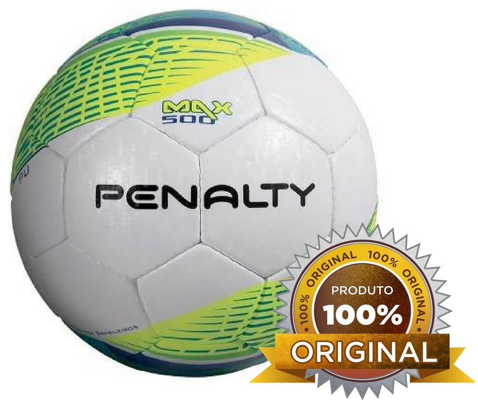 2d4fb479d9 Bola Futsal Original Penalty Max 500 C  Costura Fifa Oficial - R  155