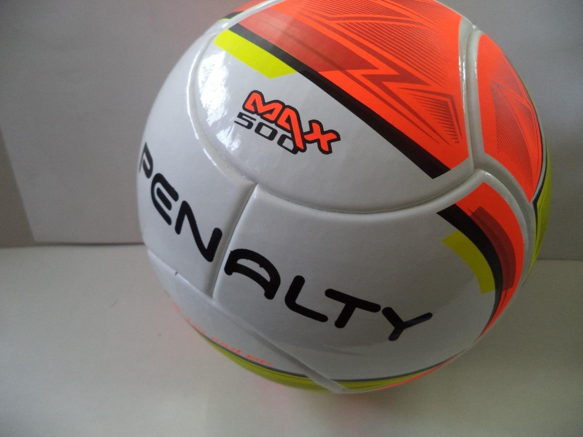 6649eb7d8c Bola Futsal Max 500 Penalty (profissional). - R  190
