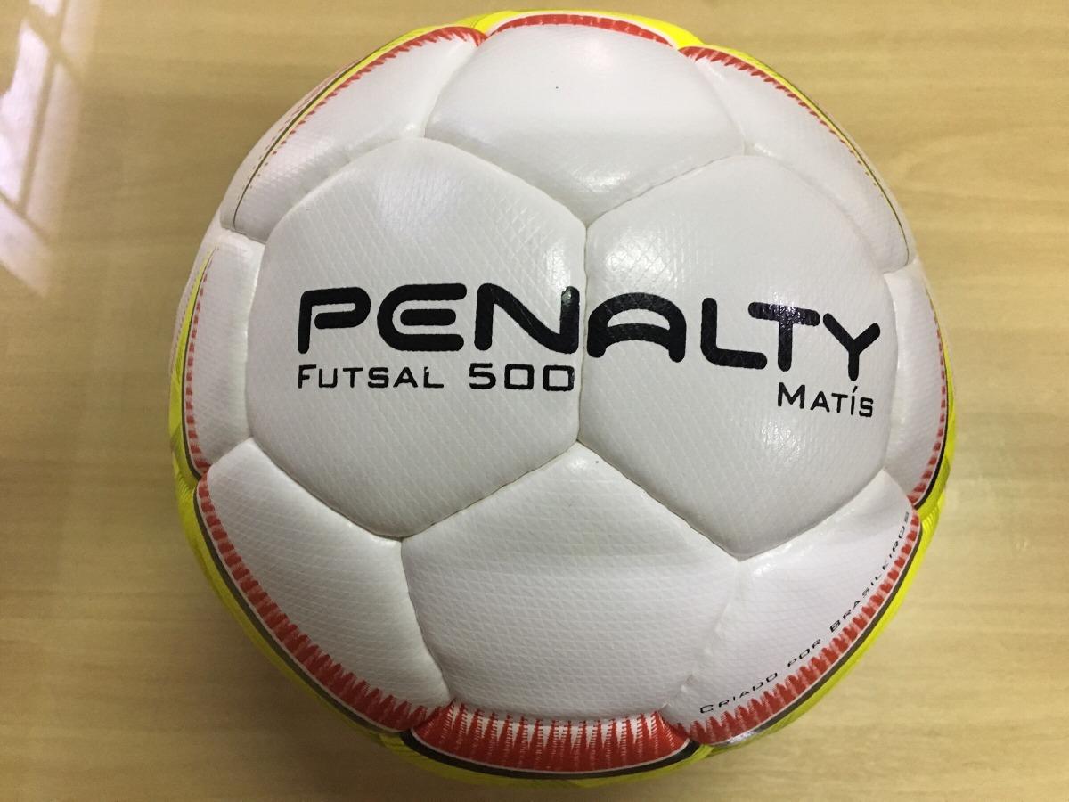 e8a19fe125 bola futsal penalty matis 500 costurada · bola futsal penalty. Carregando  zoom.