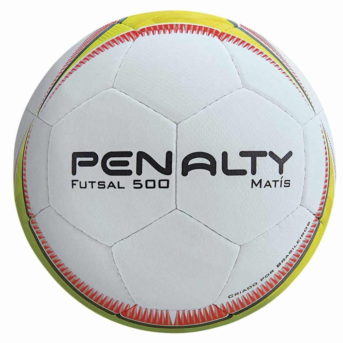 Bola De Futsal Penalty Barex 500 Costurada - 510452 - R  108 42ca2285a5823