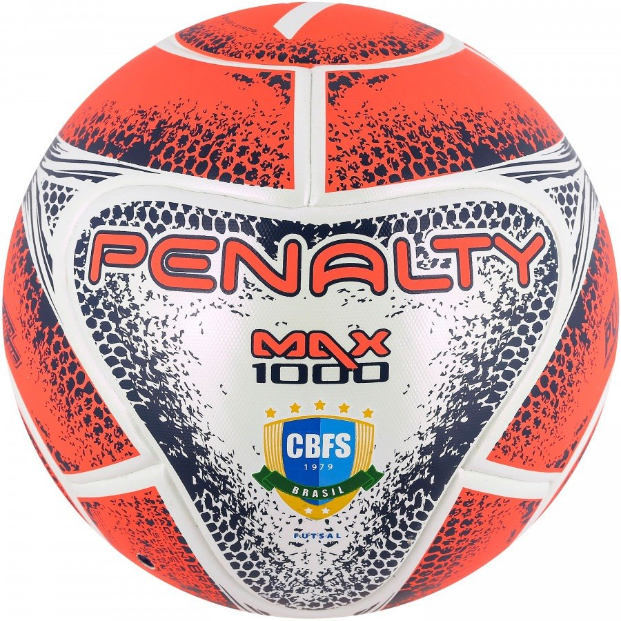 Características. Marca Penalty  Modelo Max 1000 VIII  Tipo de superfície  Futsal ... 5585d539108f8
