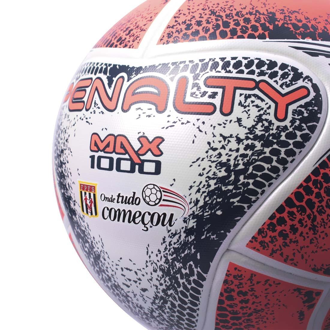 d3f1604edd bola futsal penalty max 1000 aprovada fifa 2018 original. Carregando  zoom... bola futsal penalty. Carregando zoom.