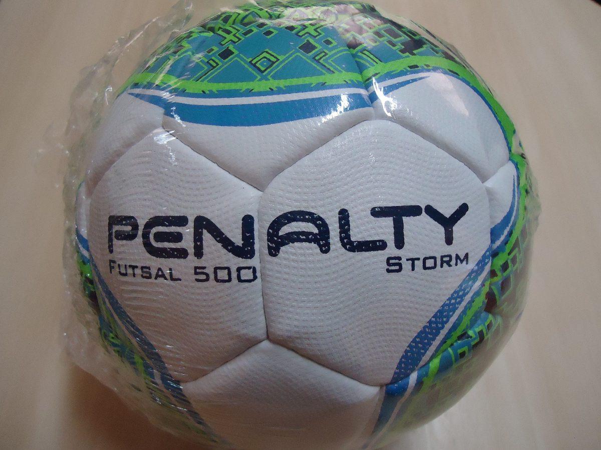 4cadf4c35e Bola De Futsal Penalty Storm 500 - R  99