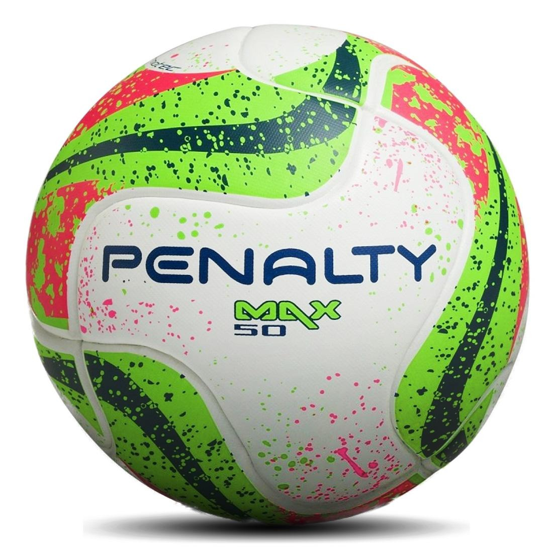 Bola Futsal Penalty Infantil Max 50 Termotec - R  116 6d57c207921da