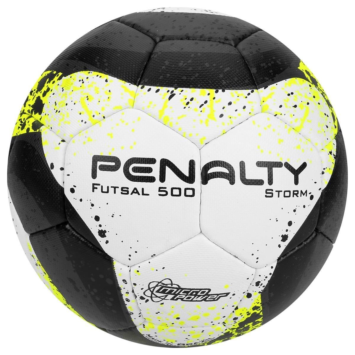 1d5ebcfe16 Bola Futsal 500 Penalty Storm Costurada Vii - R  54