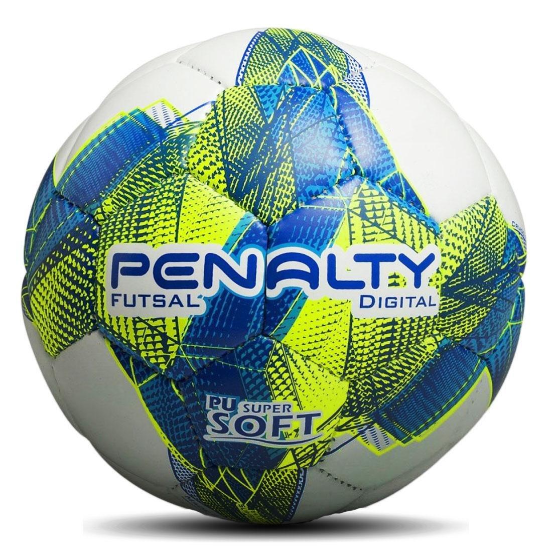 2737083dde86b bola futsal penalty digital 500 costurada. Carregando zoom.