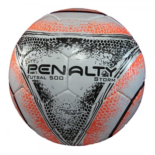 Bola Futsal Penalty Storm 500 Profissional aebad1c96ef4a