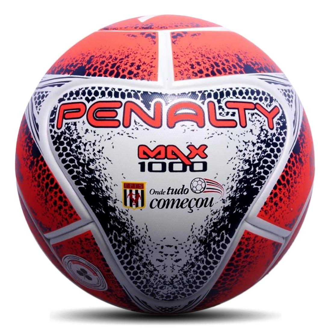 ef500b51eb bola futsal penalty max 1000 aprovada fifa na caixa. Carregando zoom.