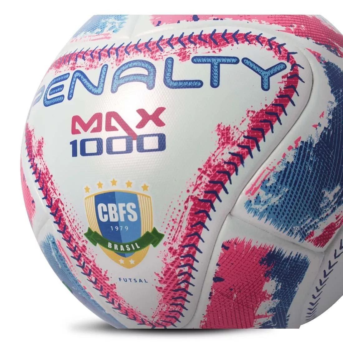 3ff5ac35b96a7 bola futsal penalty max 1000 pró 7 - profissional - fifa. Carregando zoom.