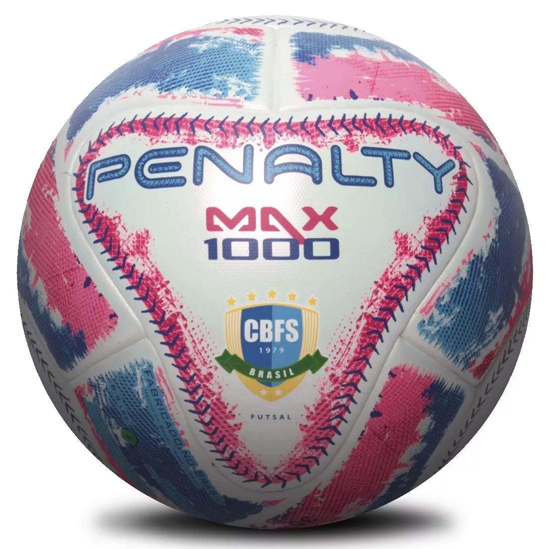 712555c42eecc bola futsal penalty max 1000 pró 7 - profissional - fifa. Carregando zoom.