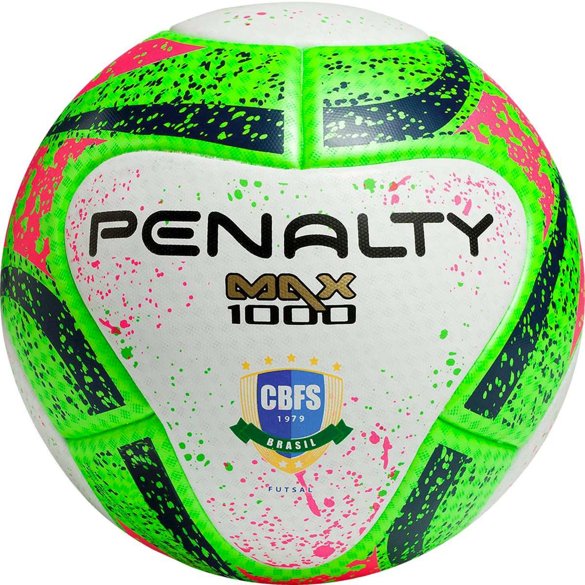 bola futsal penalty max 1000 pró. Carregando zoom. fce8bf5e3f3ed
