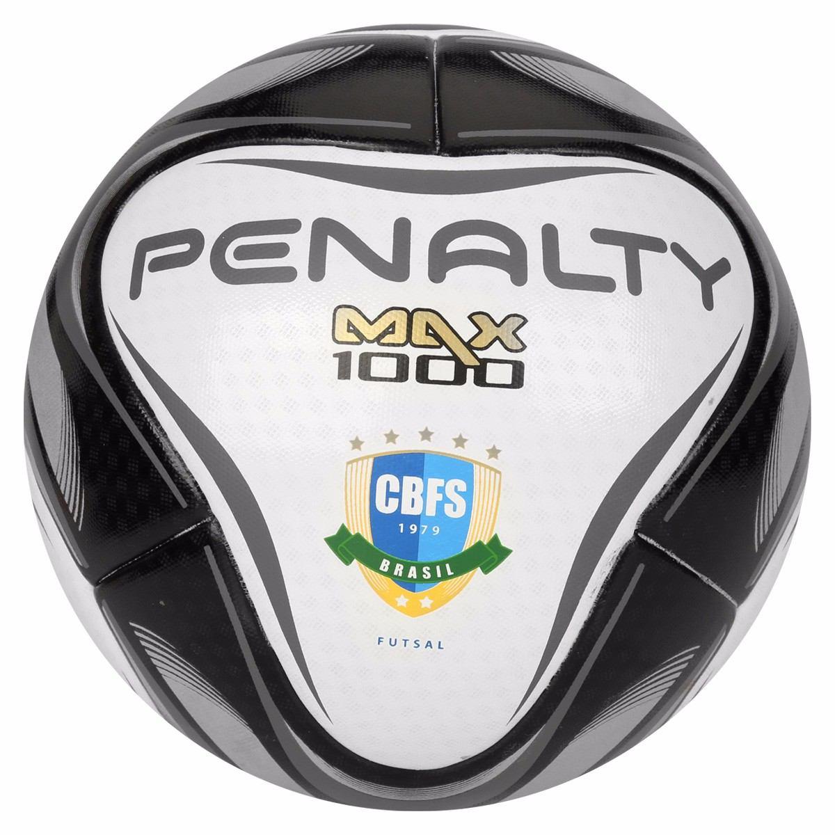 bola futsal penalty max 1000 pró aprovada pela cbfs !!!! Carregando zoom. 99e507f0086b8