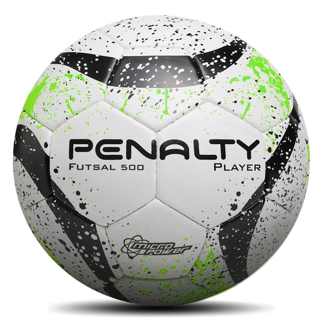 32176b0157f8a bola futsal penalty player 500 micro power. Carregando zoom.