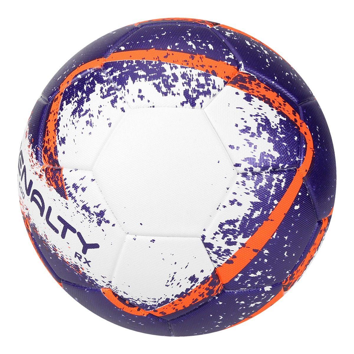 f08fc2c74 bola futsal penalty rx 500 r2 fusion viii - branco e laranja. Carregando  zoom.