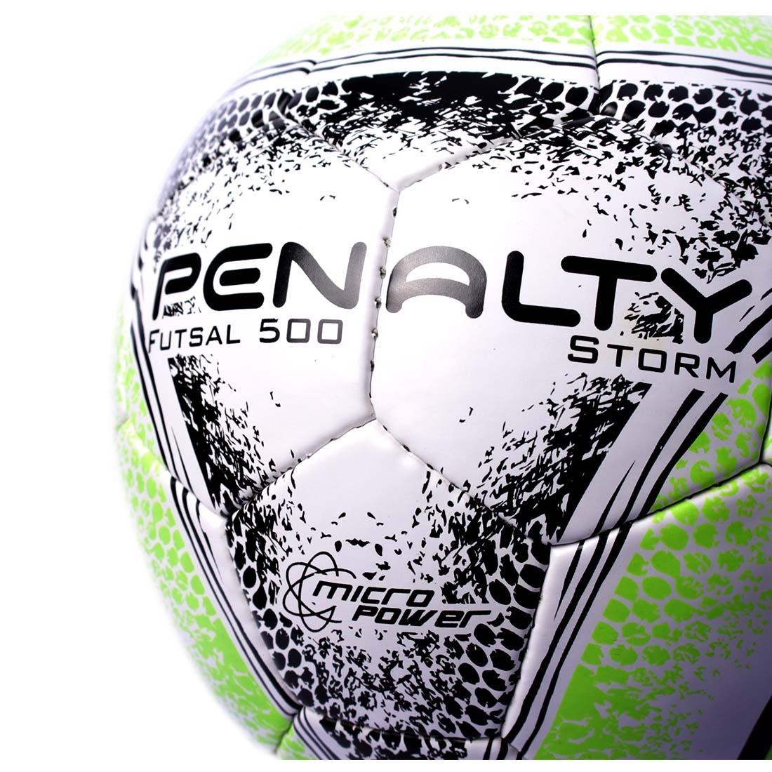 0a51bcfed4 bola futsal penalty storm 500 costurada viii. Carregando zoom.