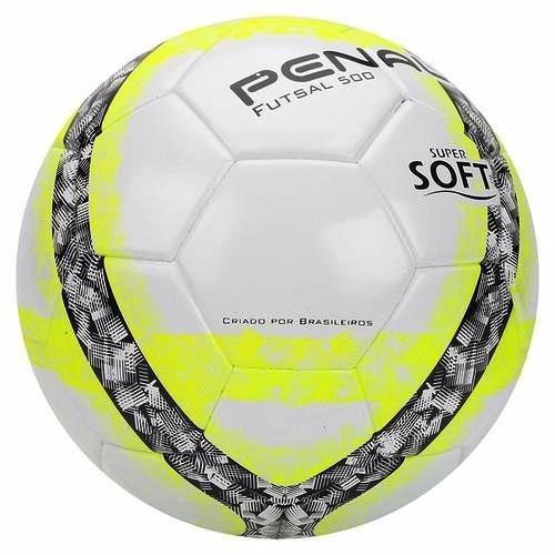 Bola Futsal Penalty Ultra Fusion 500 Super Soft - R  99 2b3d1a79c3771