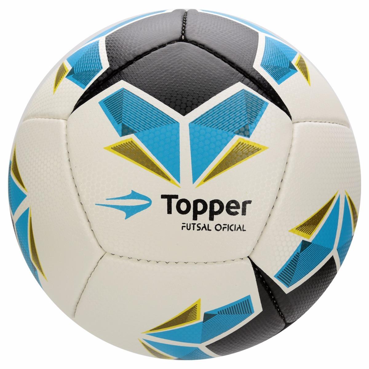 bola futsal topper seleção br iv + nf. Carregando zoom. de0670b29a134