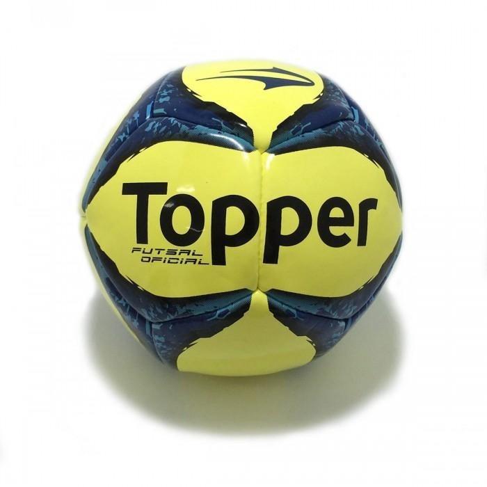eaa9784e5 Bola Futsal Topper Ultra Vii Futebol Arte Oficial - R  58