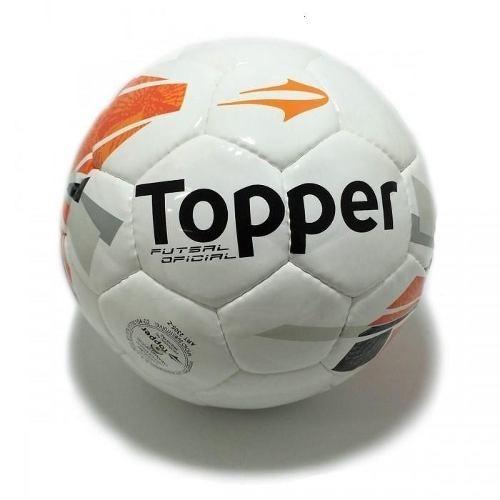b9a593a3e Bola Futsal Topper Ultra Vii Futebol Arte Oficial Salao - R  53