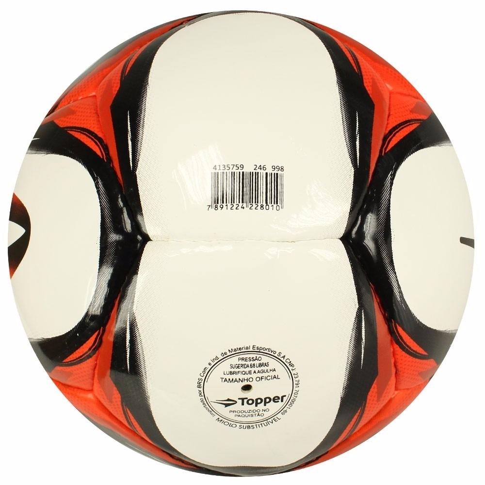 b628404d7f bola futsal topper ultra viii 8 salao costura mão original. Carregando zoom.
