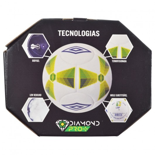 905c59f1f7f8c Bola Futsal Umbro Diamond Pro Lnf - R  220