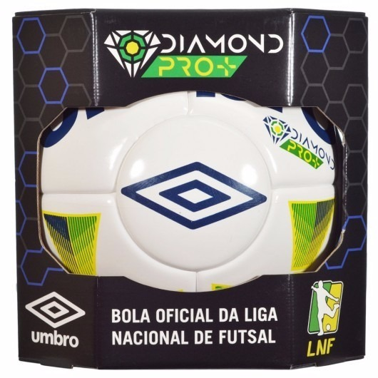 c09089afa2b36 Bola Futsal Umbro Diamond Pro+ Lnf - R  156