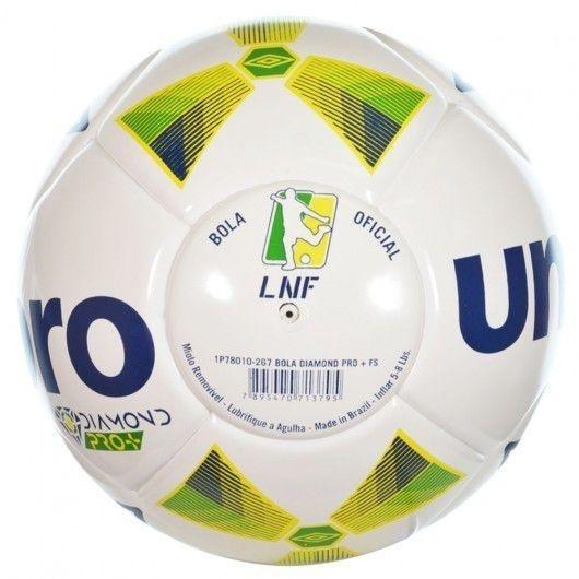 93e1b18c18 Bola Futsal Umbro Diamond Pro Lnf - Oferta Tempo Limitado - R  217 ...
