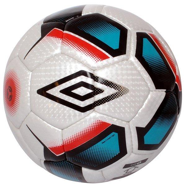Bola Futsal Umbro Neo 1p78008 Preto azul vermelho - R  114 b8fe886a052a5