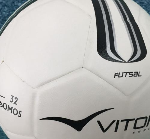6da9199752 Bola Futsal Vitoria Oficial Prata Max 500 Quadra Aberta - R  47