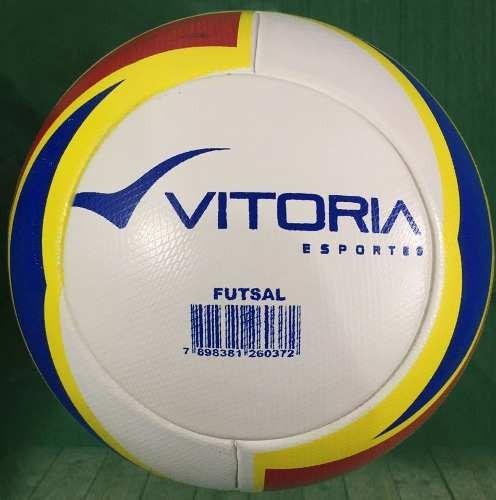 774f987f8b790 Bola Futsal Vitoria Oficial Quadra - R  132