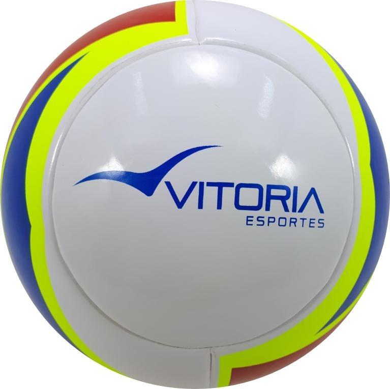 d258b683d0 Bola Futsal Vitória Oficial Termofusion Pu Max 1000 - R  89