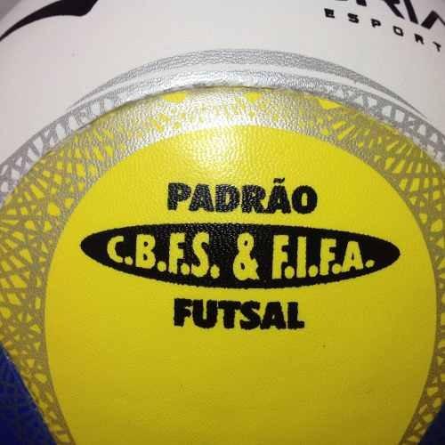 Bola Futsal Vitoria Oficial Termotech Pu 6 Gomos Original - R  99 36e32db114260
