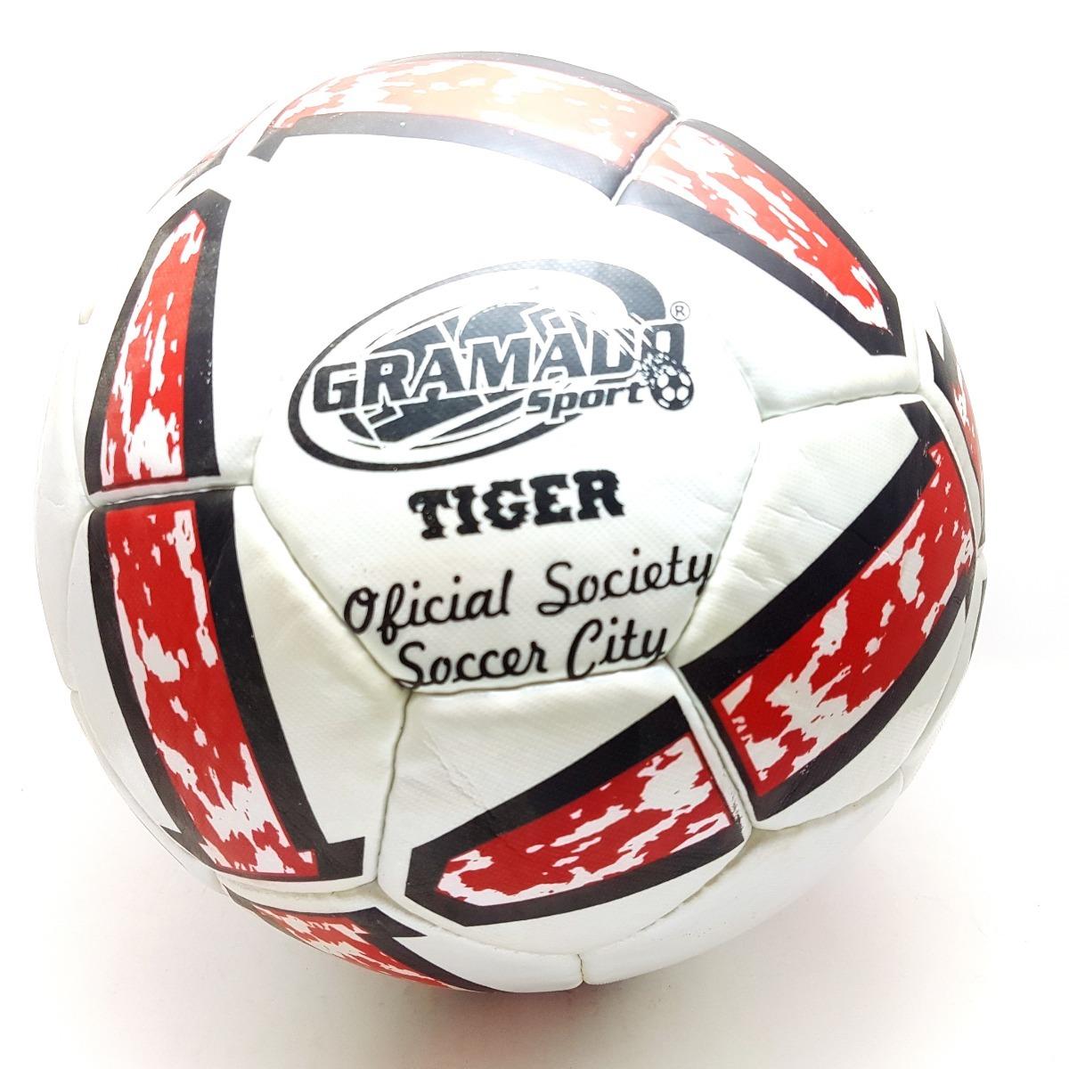 bola gramado sport oficial society tiger oferta black friday. Carregando  zoom. 4032d23dd1a3f