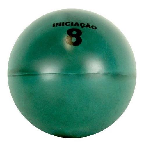 bola iniciação numero 08 pentagol borracha